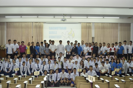 Saengtham Bible Contest 5